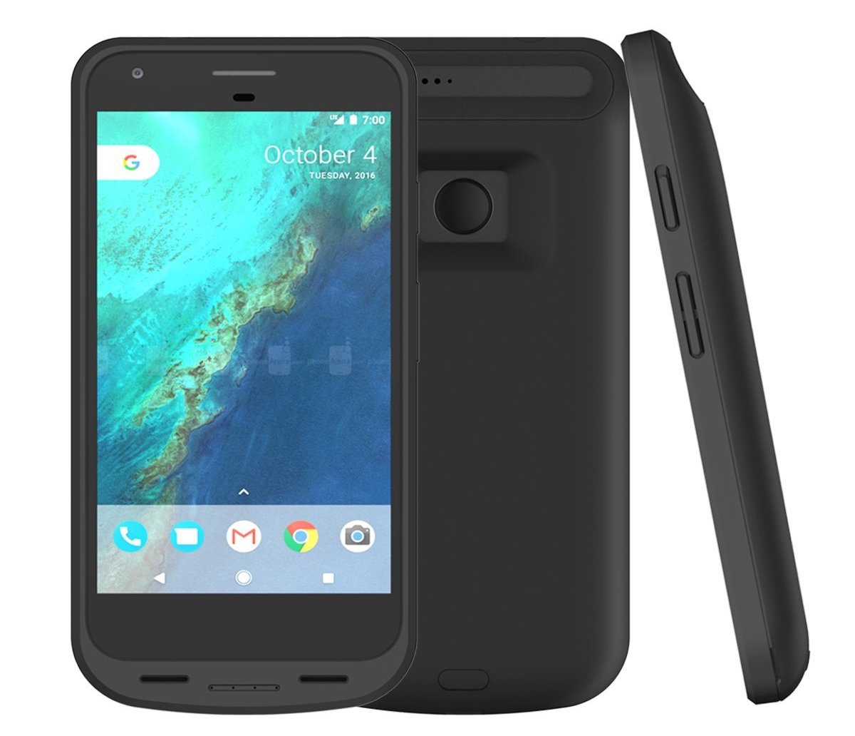 brand new 347dc 6f80d DEAL: Pixel XL 5,000mAh battery case for half the price of Mophie