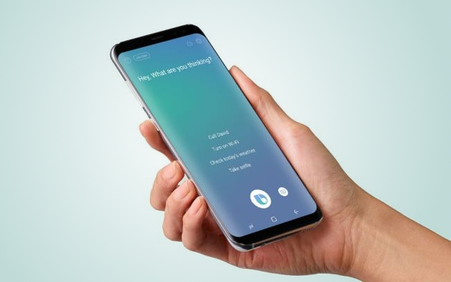 Bixby improvements and more come to the Samsung Galaxy S8 and S8
