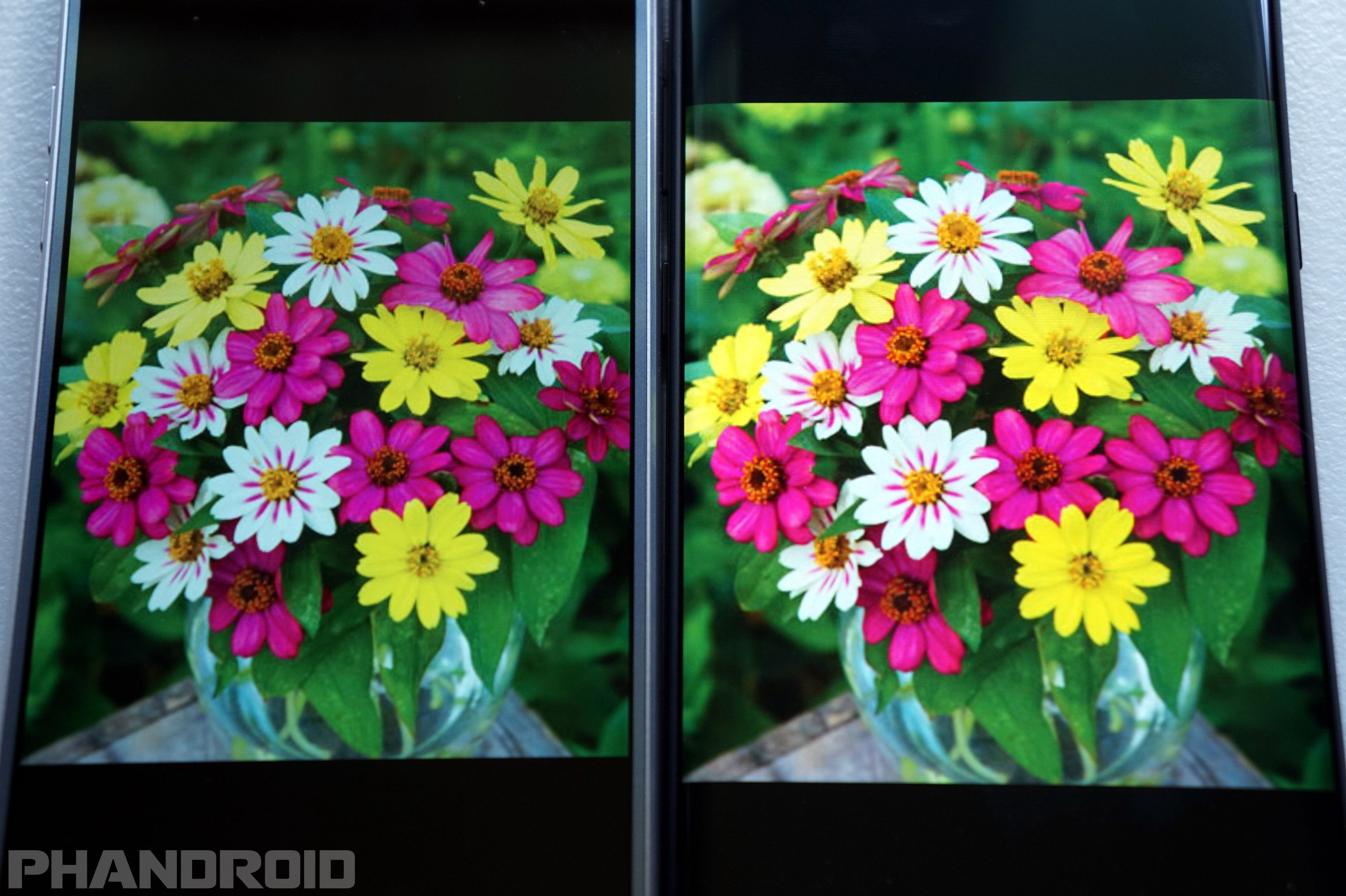 What's the difference between AMOLED and LCD displays?