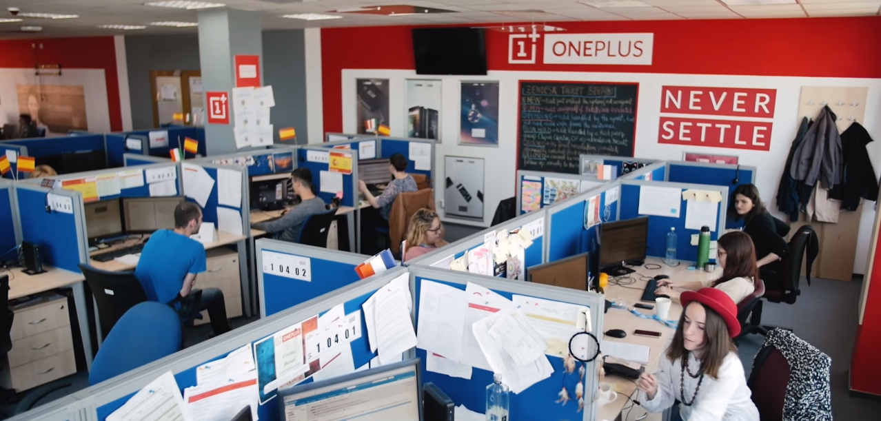 OnePlus shows how its customer service has improved for the