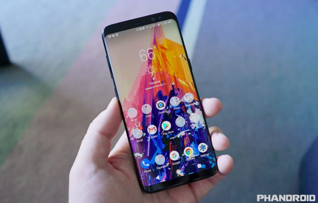 samsung galaxy s8 plus root android 8.0