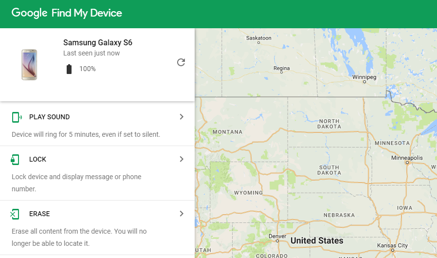 How to find a lost or stolen Android phone   Phandroid