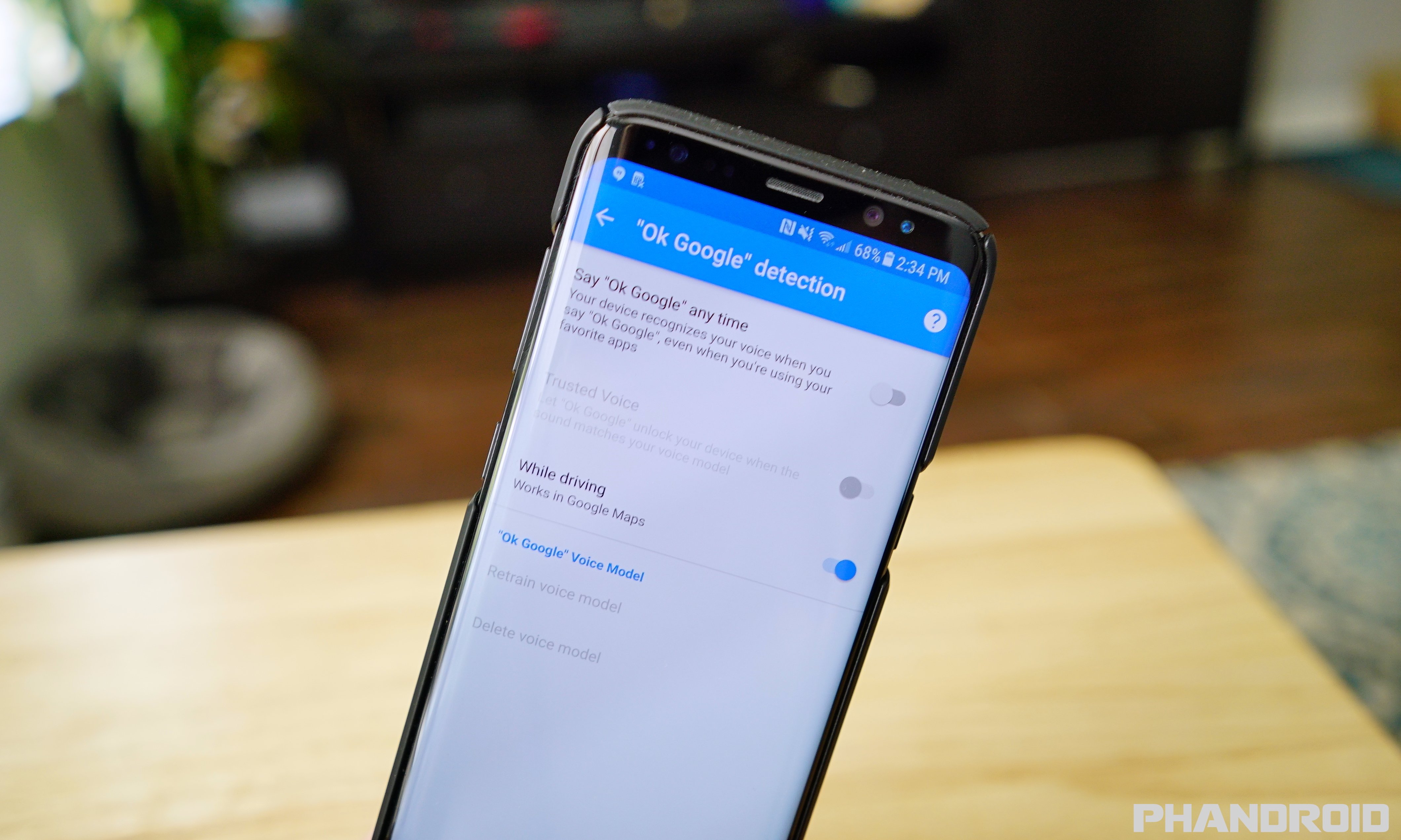 How to improve Galaxy S8 battery life