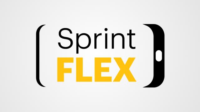 Sprint introduces a new upgrade program called Sprint Flex