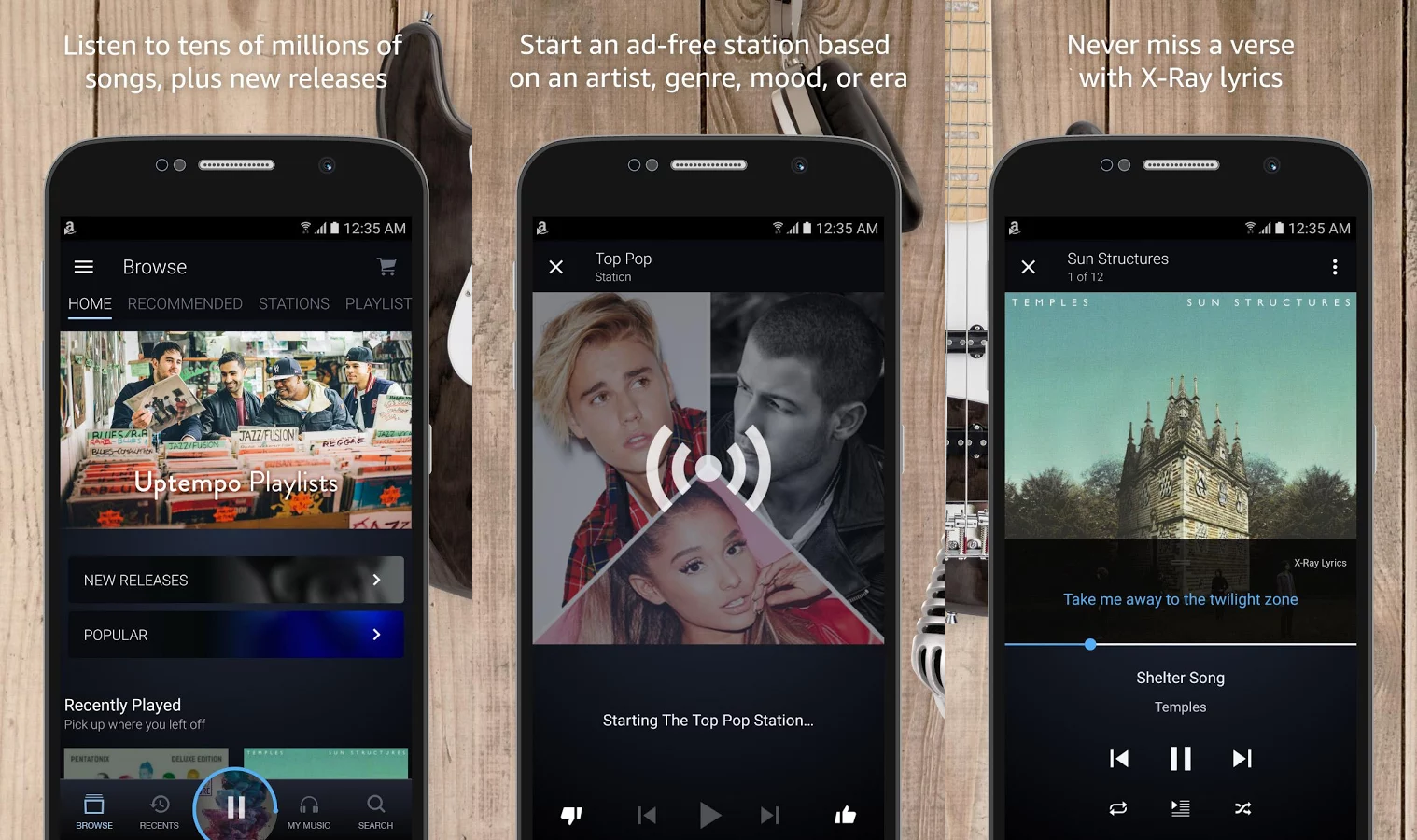 10 Best Music Apps For Android In 2018 Phandroid