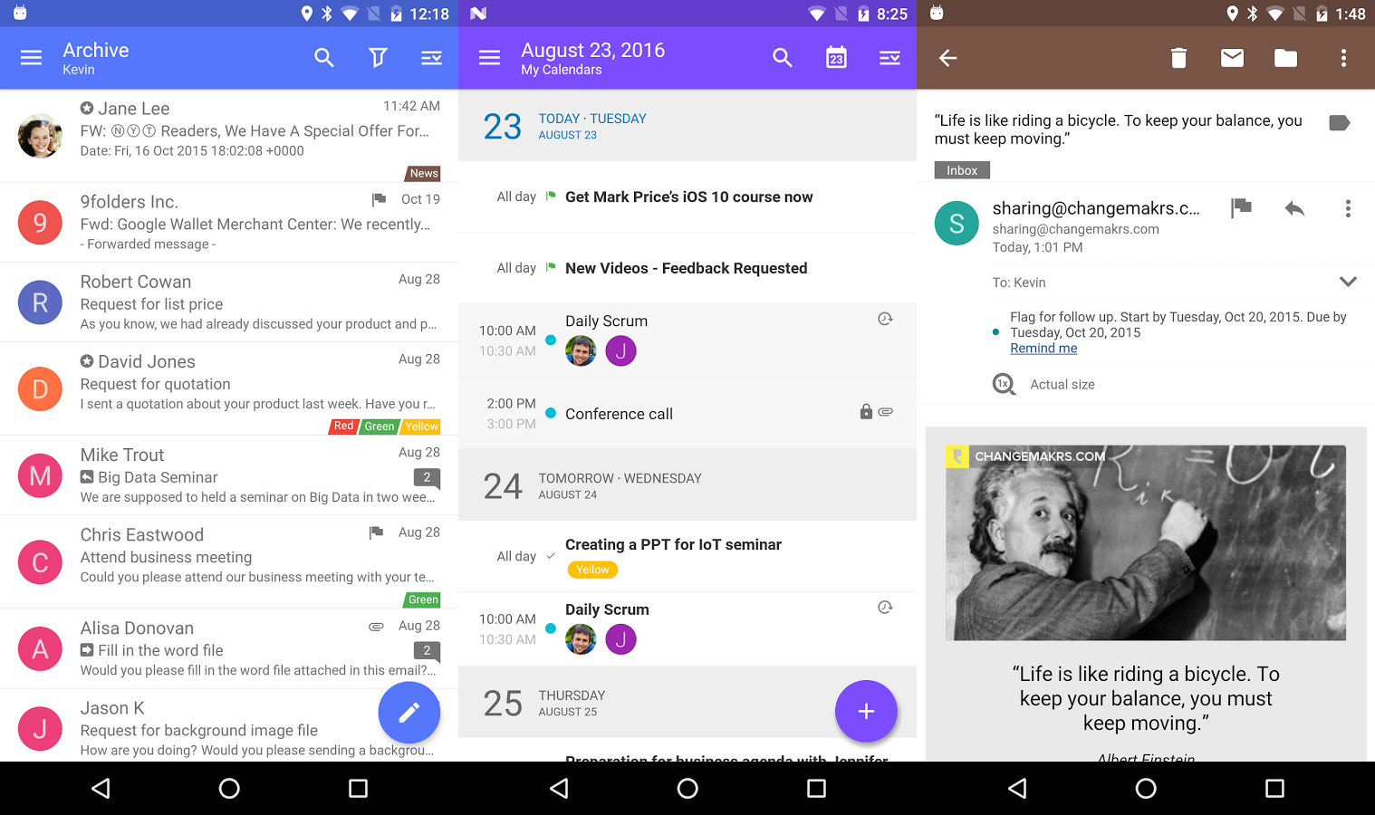10 Best Email Apps for Android in 2018 | Phandroid