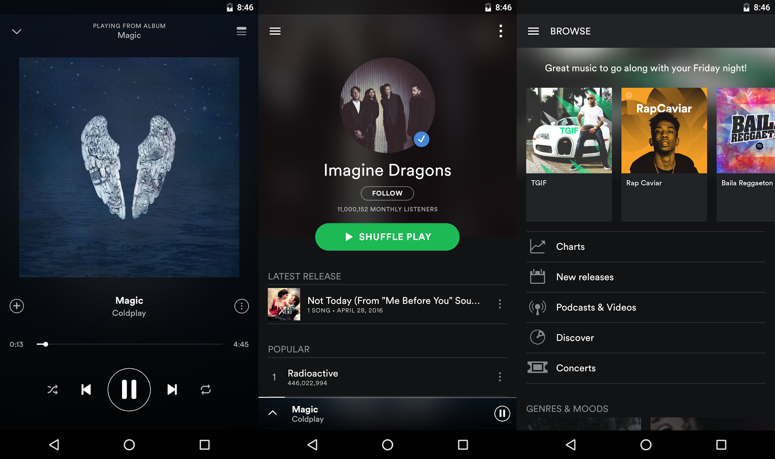 10 best music streaming apps and music streaming services for Android