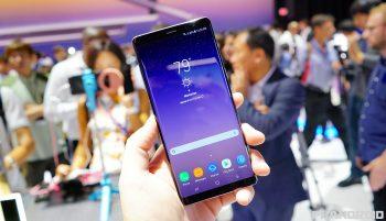 Samsung Galaxy Note 8 DSC03099