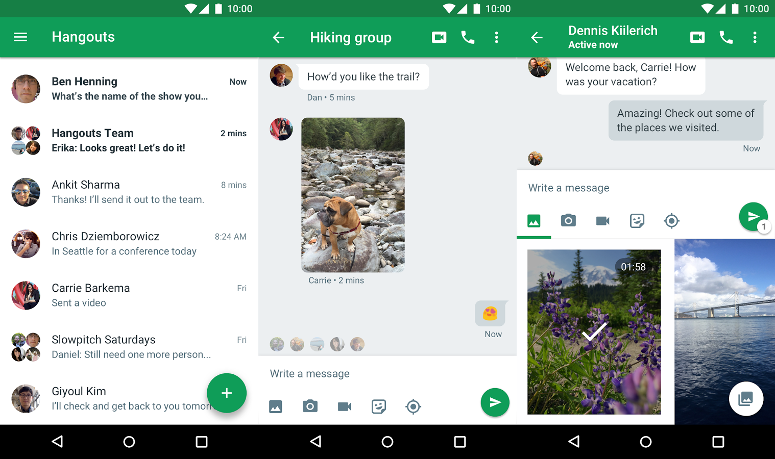 10 Best Messaging Apps for Android in 2018 | Phandroid