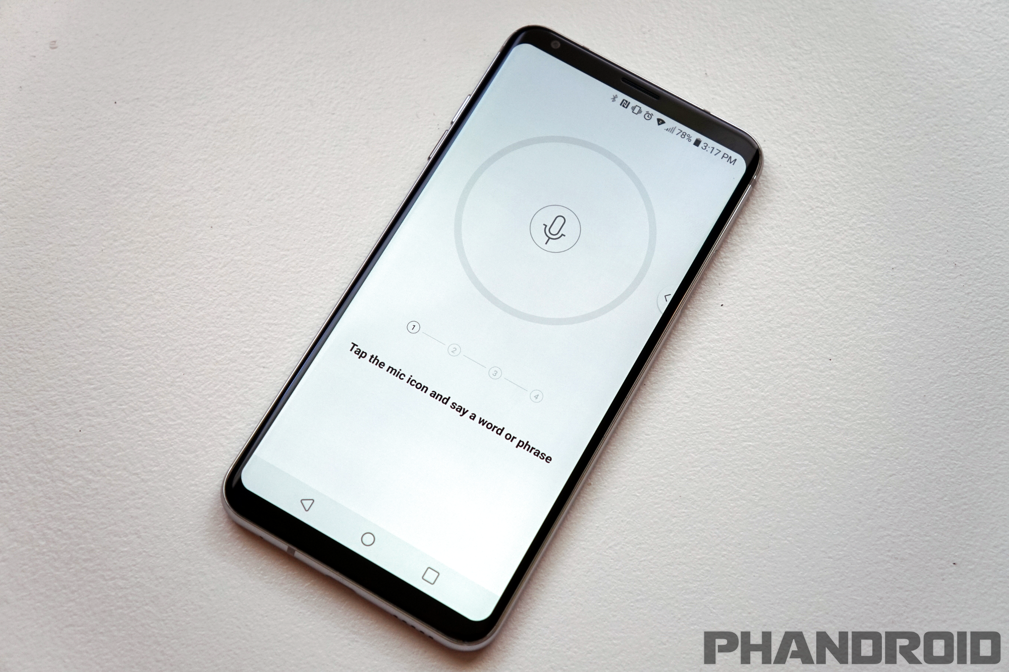 The LG V30 has really fast face and voice unlocking [VIDEO]