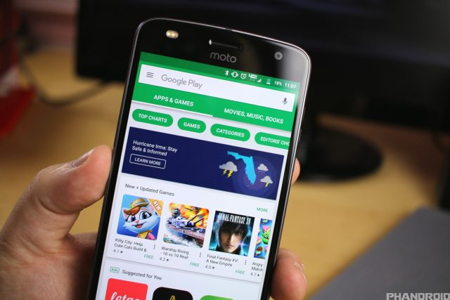 download google play store samsung z2