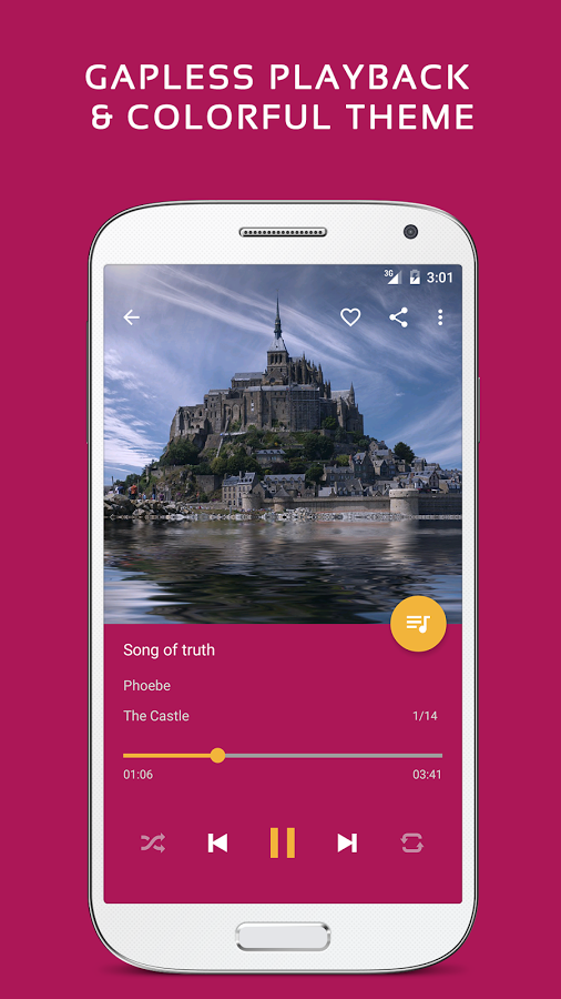 6 Best MP3 Player Apps for Android | Phandroid