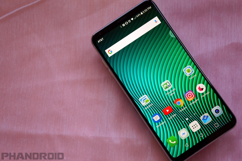 How to SIM unlock the LG V30