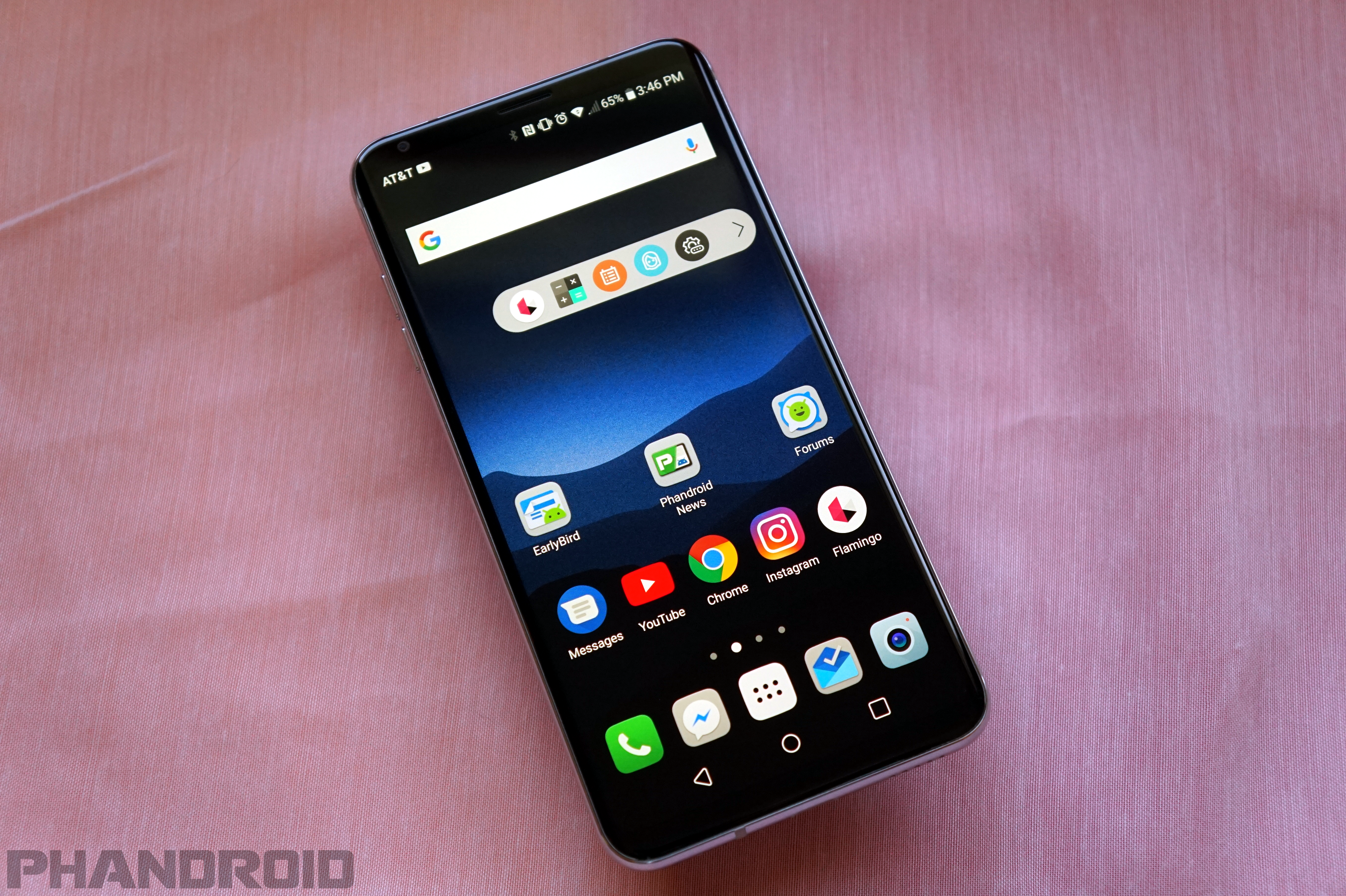 How to SIM unlock the LG V30