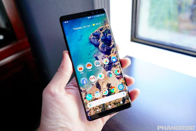 How to SIM unlock the Samsung Galaxy Note 9
