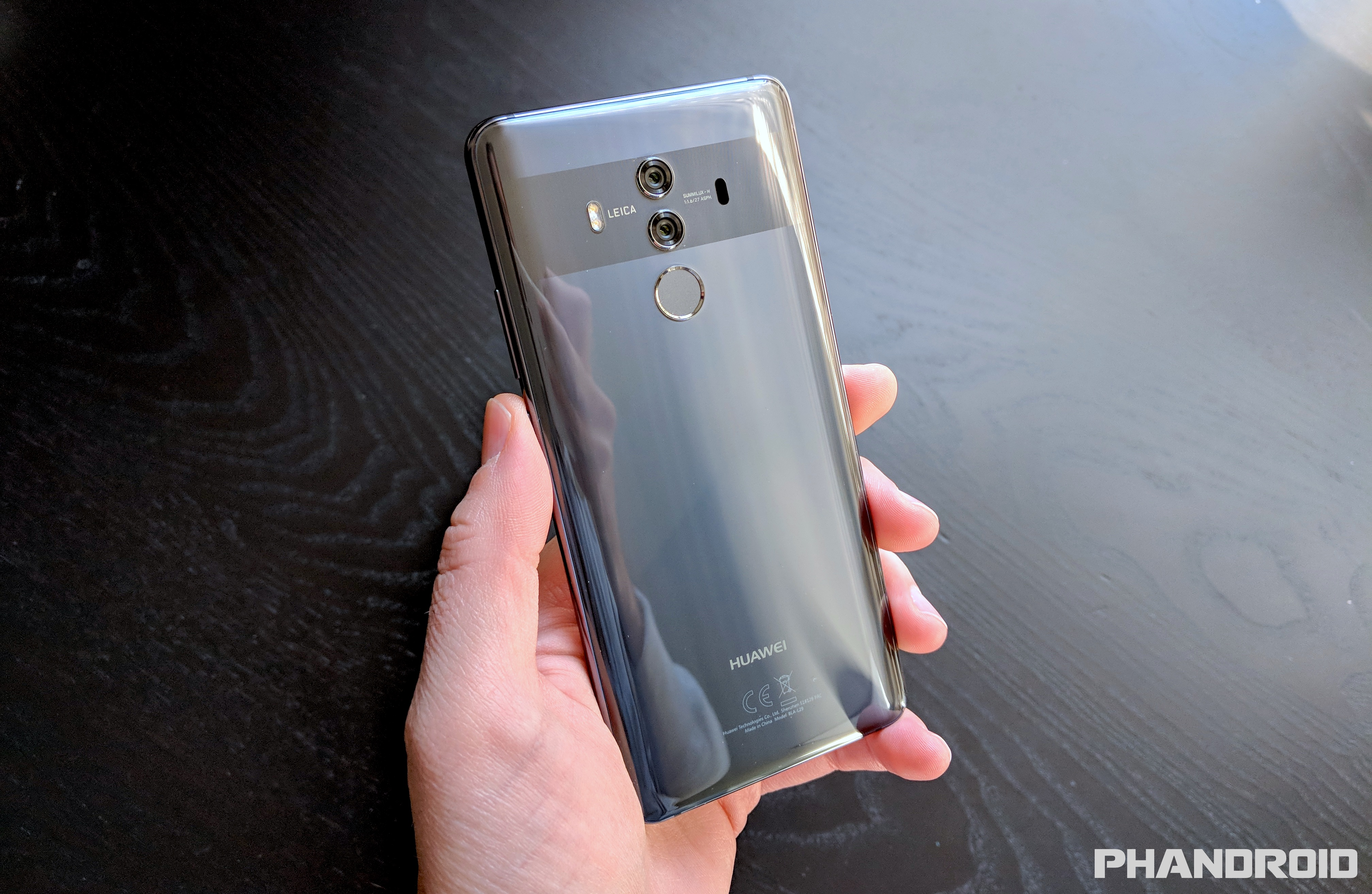 Mate 10/10 Pro successfully boots stock Android 8 0 AOSP ROM