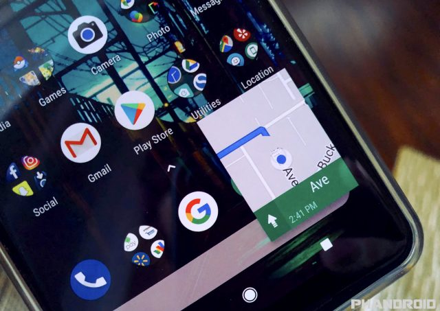 How to turn off Google Maps popup navigation