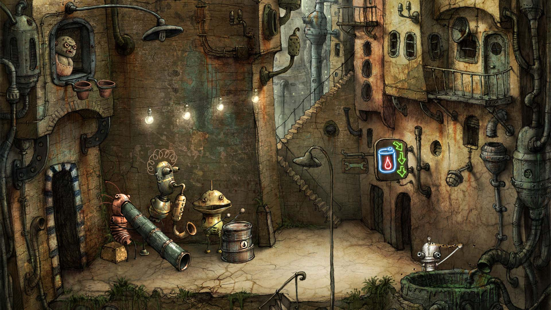 Machinarium Android 2018
