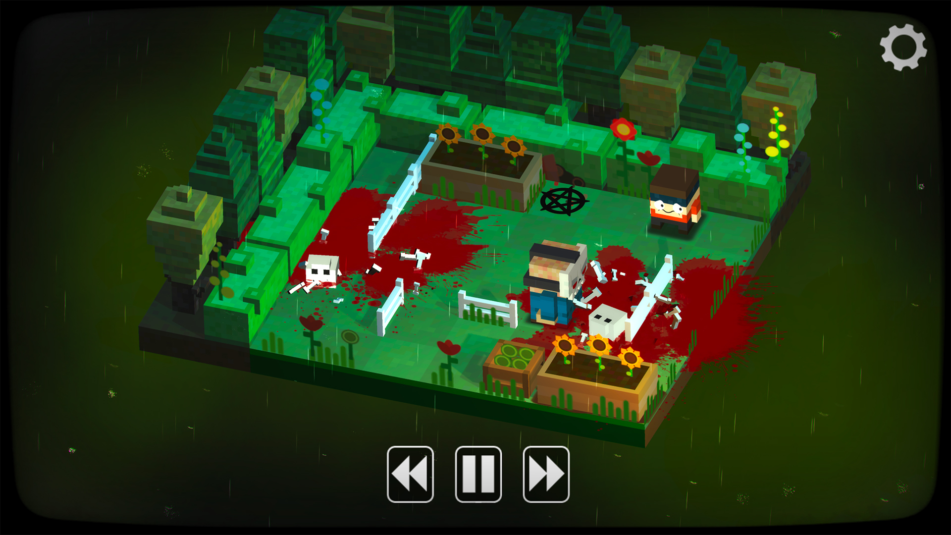 Slayaway Camp 2018 Android game