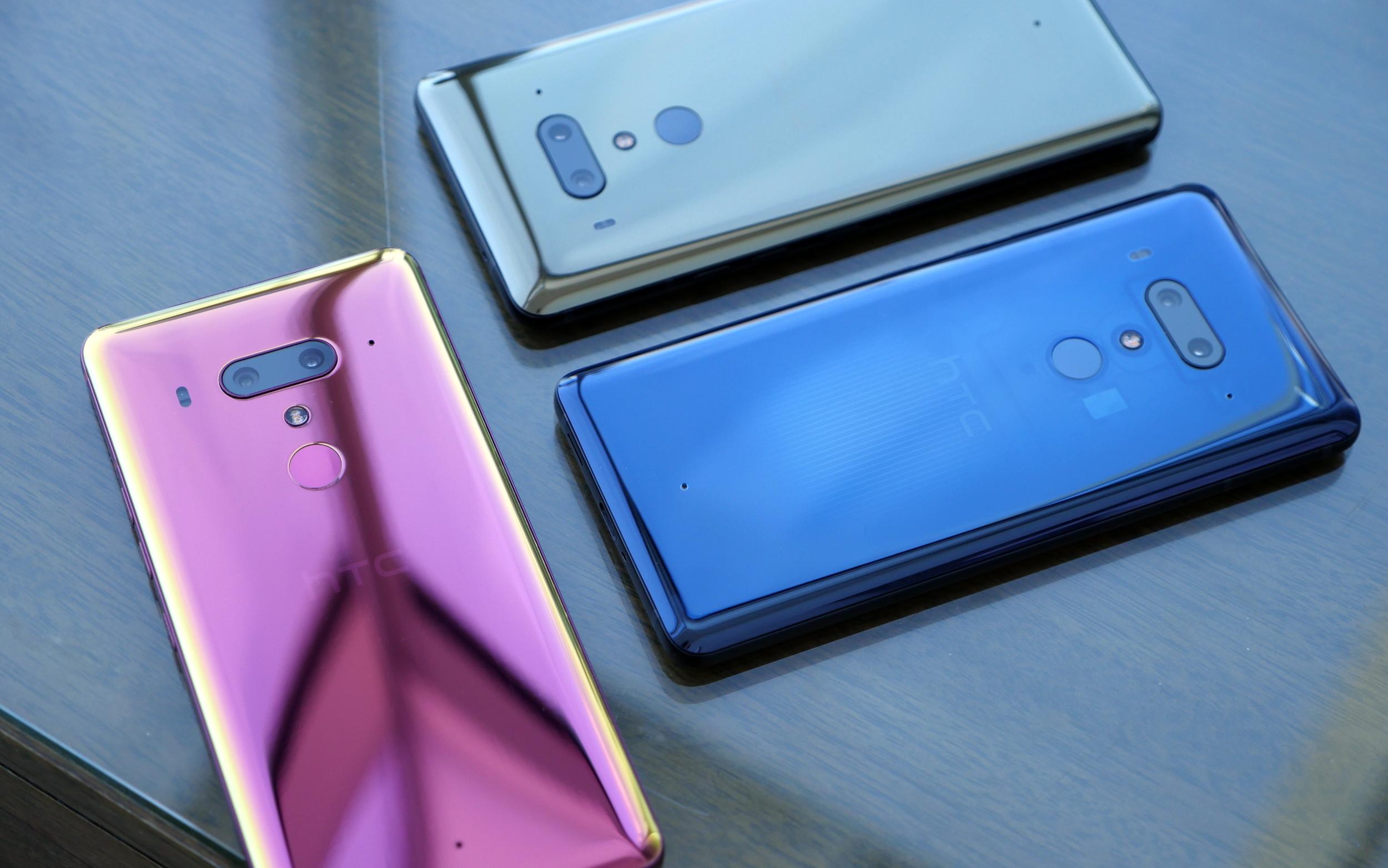 HTC U11, U11+, U12+ to get Android 9 0 Pie update in Q2 2019