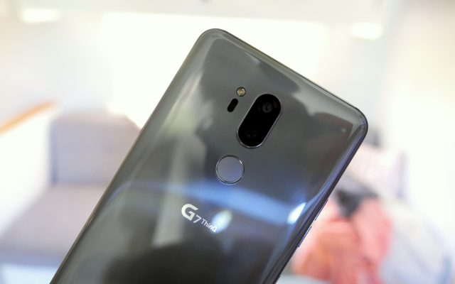How to SIM unlock the LG G7 ThinQ