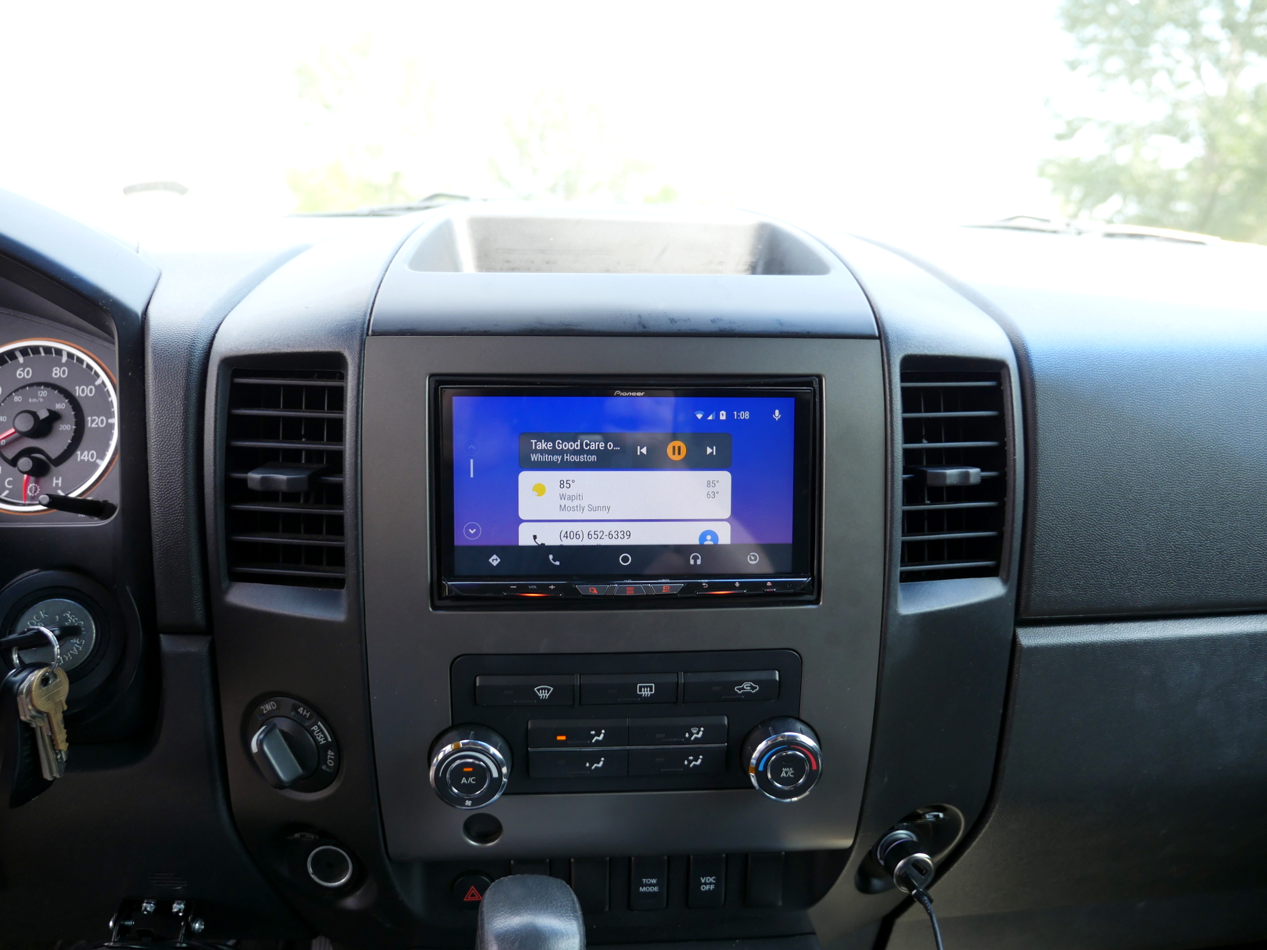 Review: Pioneer AVIC-W8400NEX with Wireless Android Auto