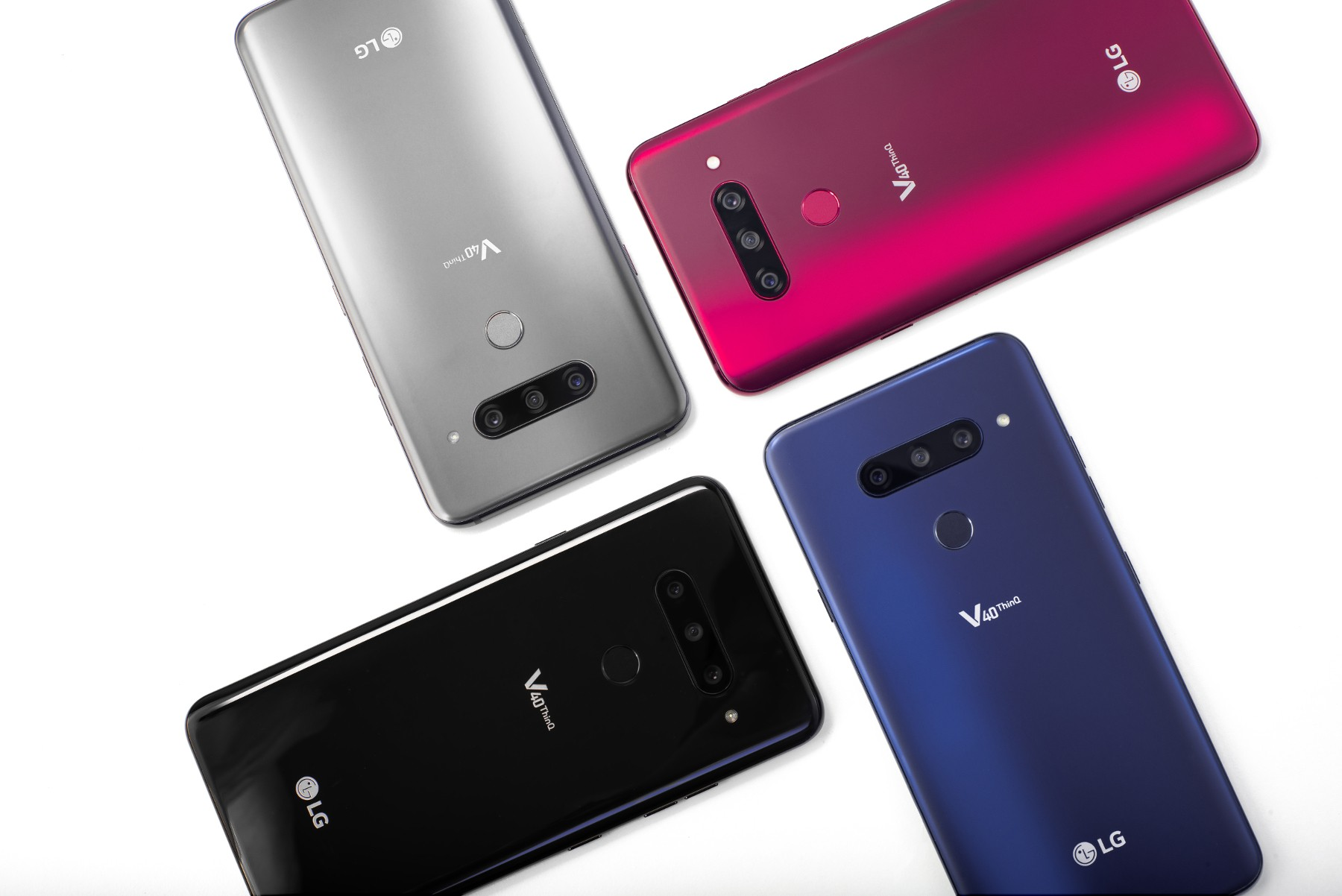 How to SIM unlock the LG V40 ThinQ