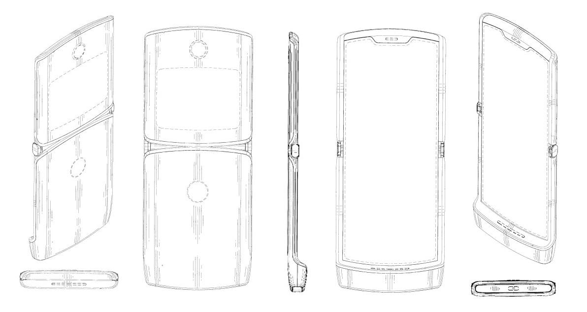 Motorola's overpriced, mid-range, foldable display RAZR expected to launch in Q4