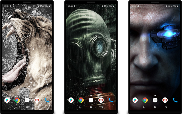 Live Wallpapers 3D - 5 Live Wallpaper Apps to keep your android home screen fresh