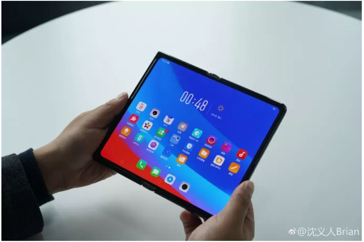 Oppo and Vivo will challenge Samsung with their own foldable smartphones