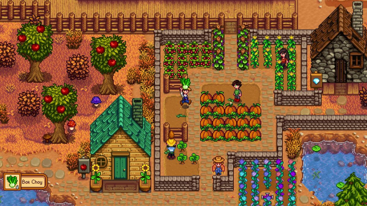 Indie hit 'Stardew Valley' now available on Android For $7 99