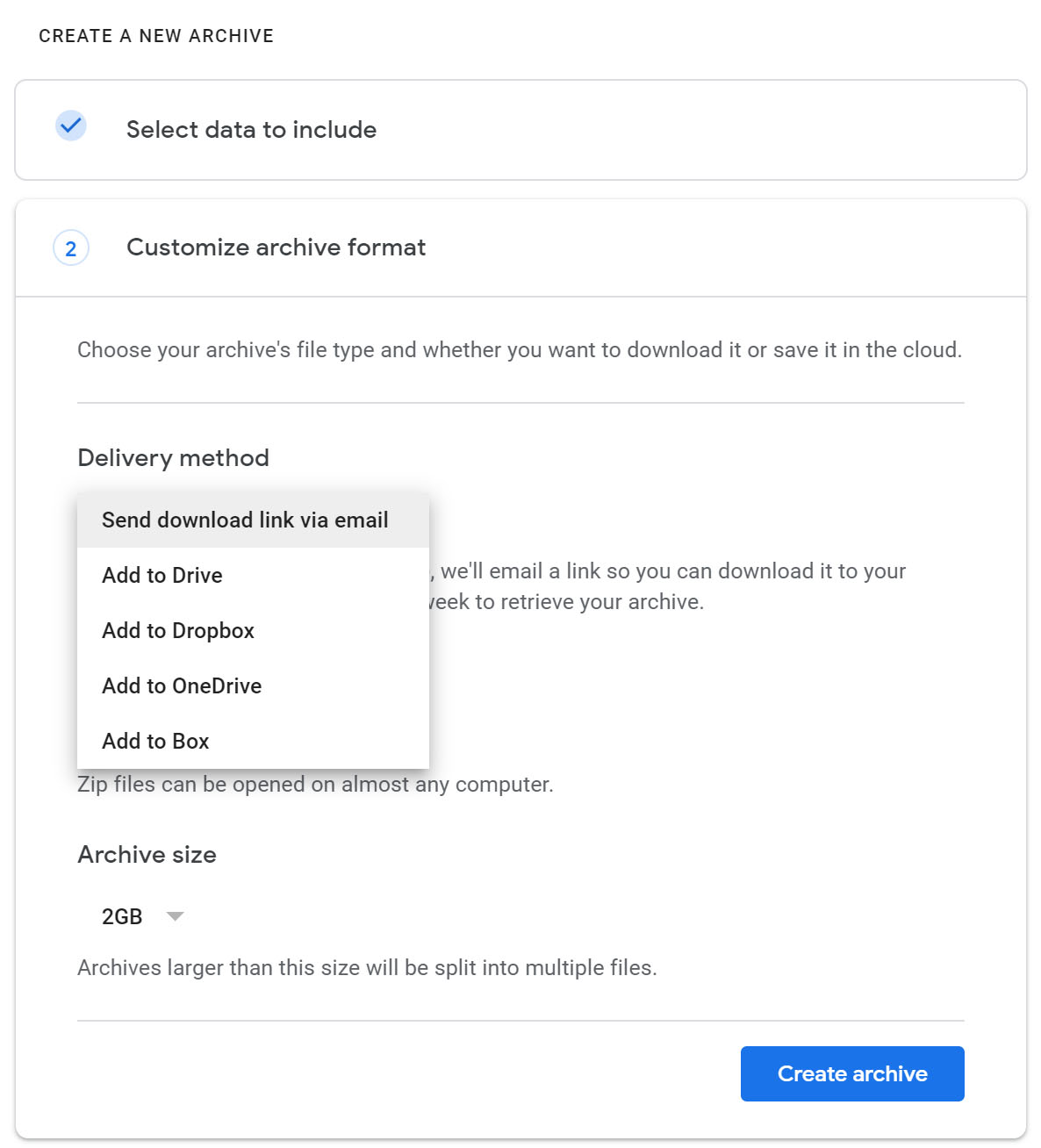How to archive & download your Google+ data before it