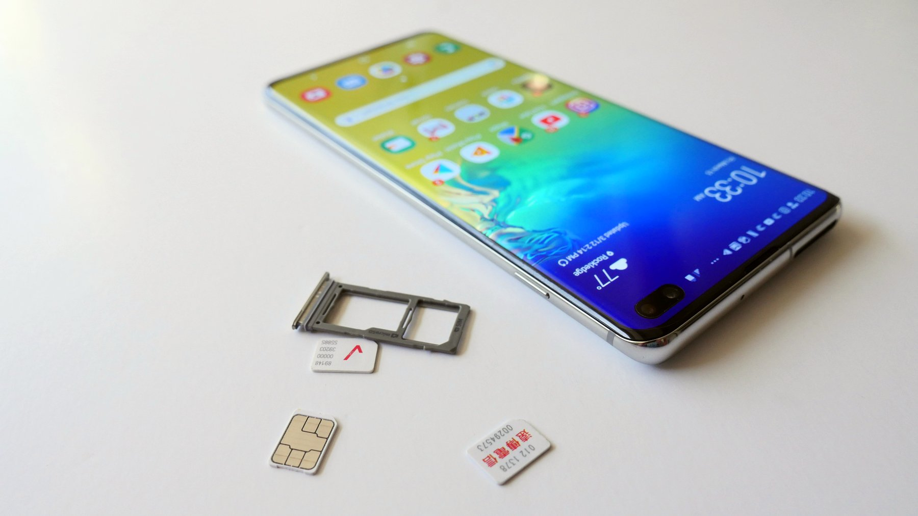 How to SIM unlock the Samsung Galaxy S10