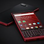 The Red BlackBerry KEY2 is now available from Amazon and BestBuy