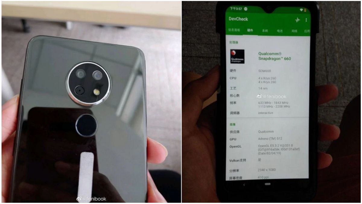 Upcoming Nokia smartphone with 48MP camera leaked