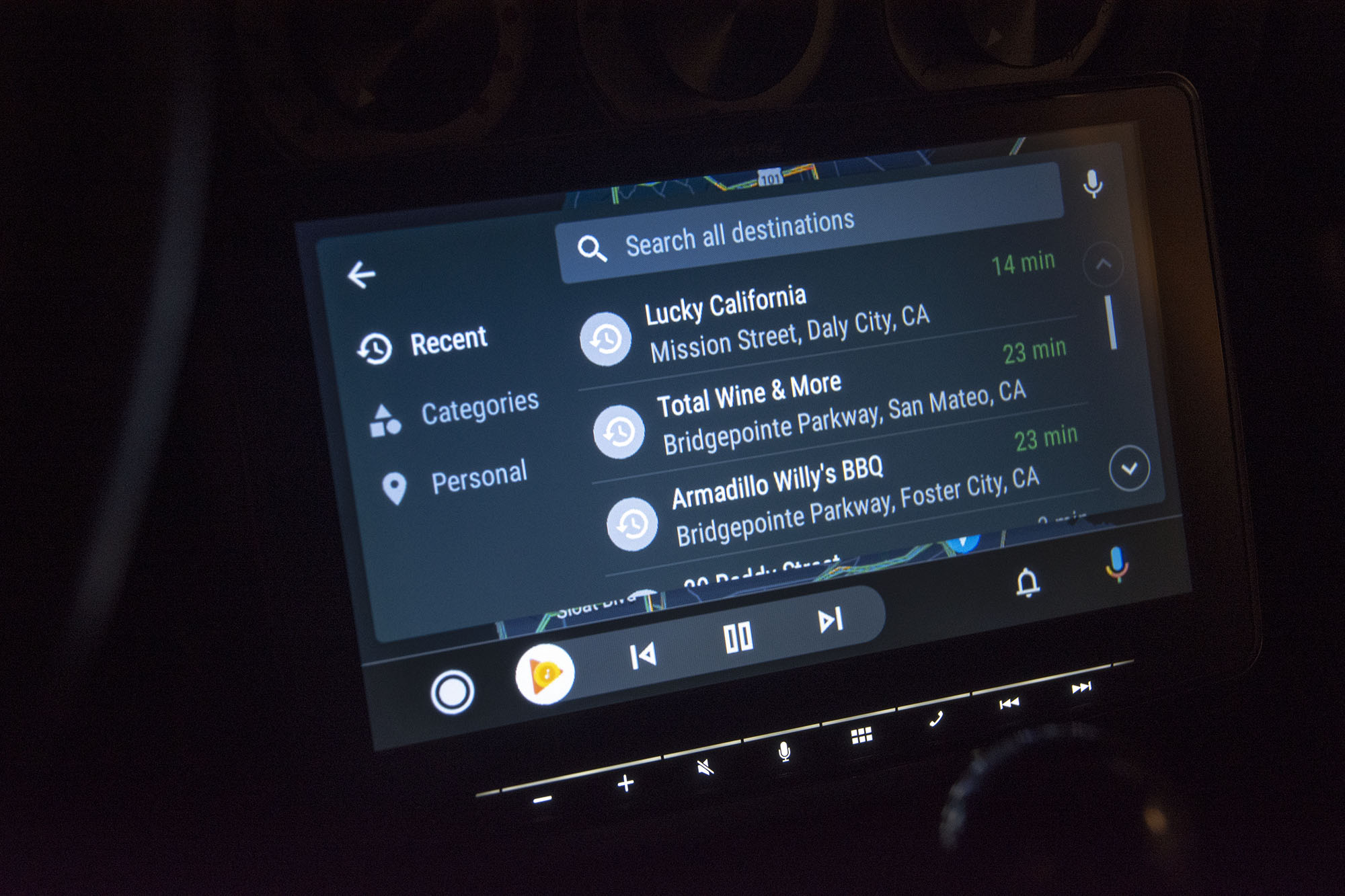 The Android Auto redesign fixes almost everything we could
