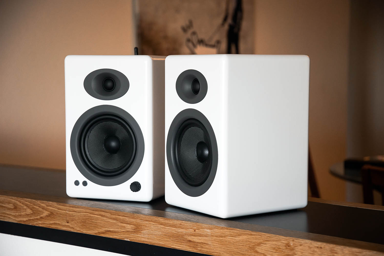 Audioengine A5+ Wireless desktop/Bluetooth speaker review