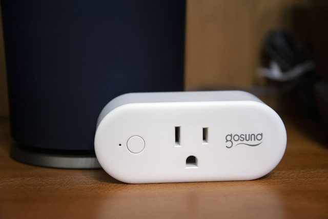 Gosund 16 Amp Smart Outlet review: Smart home on a budget