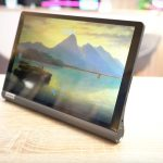 Lenovo Yoga Smart Tab hands-on: 2-1 tablet with an ingenious design