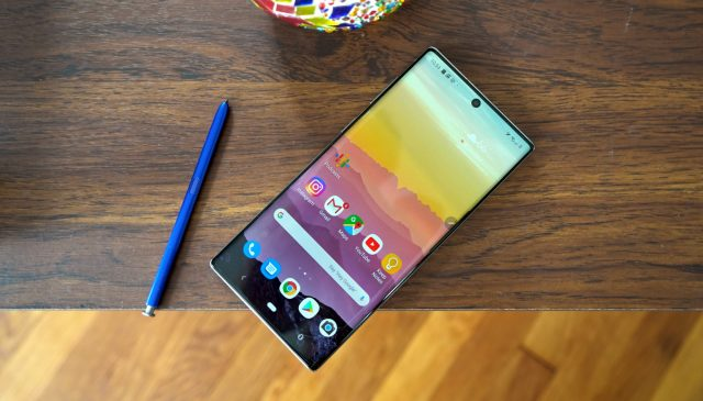 Samsung Galaxy Note 10 Lite is the more affordable version of the Gala