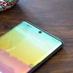 Samsung could have a display that completely wraps around the edge of the phone