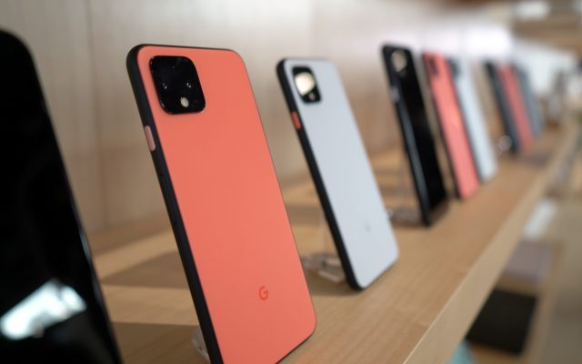 Is Google's Pixel 4 smaller battery a software dev experiment?
