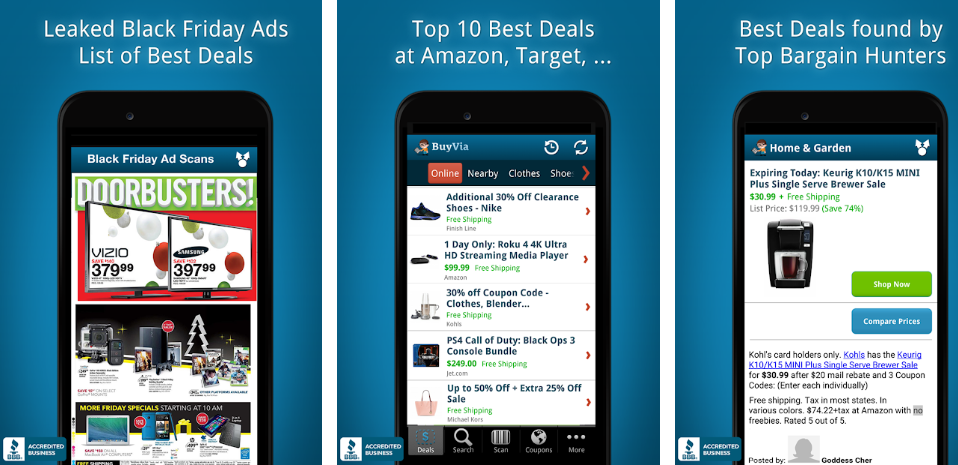 Best Apps To Find Amazing 2020 Black Friday Deals Phandroid