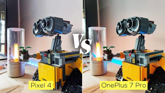 Pixel 4 vs OnePlus 7 Pro camera comparison: bigger isn't always better