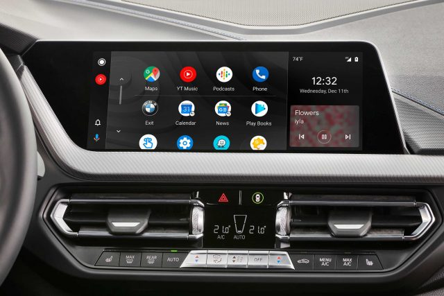 BMW finally adding Android Auto to its cars starting next year