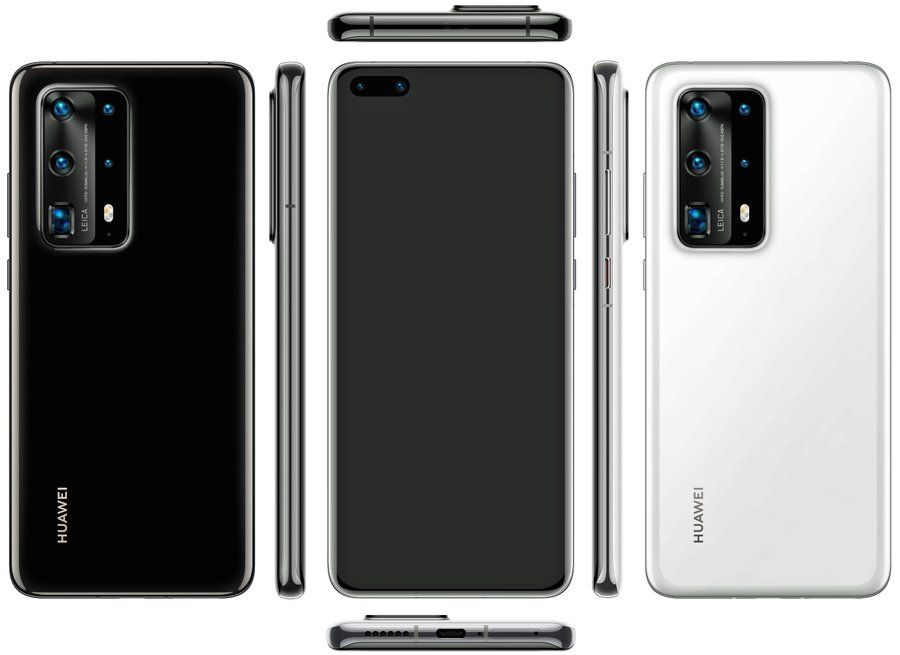 Huawei P40 Pro could come in a ceramic finish