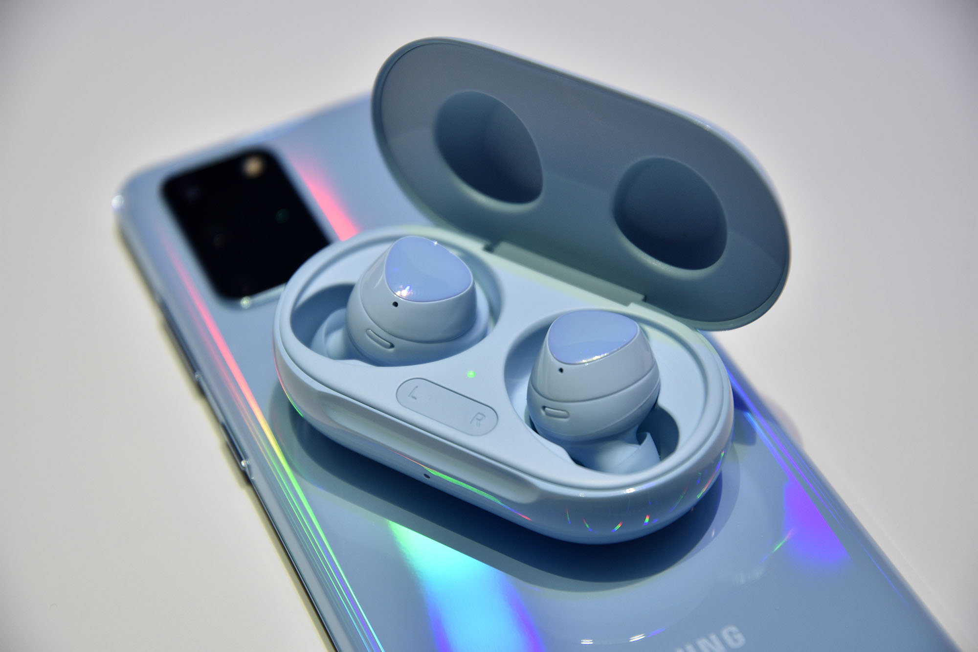 You can in any case purchase the Galaxy Buds Plus, however it's being supplanted by the Galaxy Buds 2