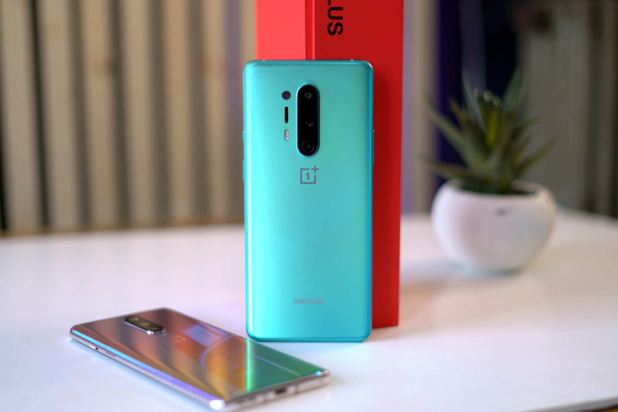 OnePlus 8 & 8 Pro officially unveiled: specs, price and release date