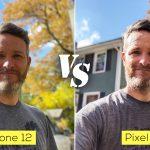 iPhone 12 versus Pixel 5 camera comparison: unexpected results