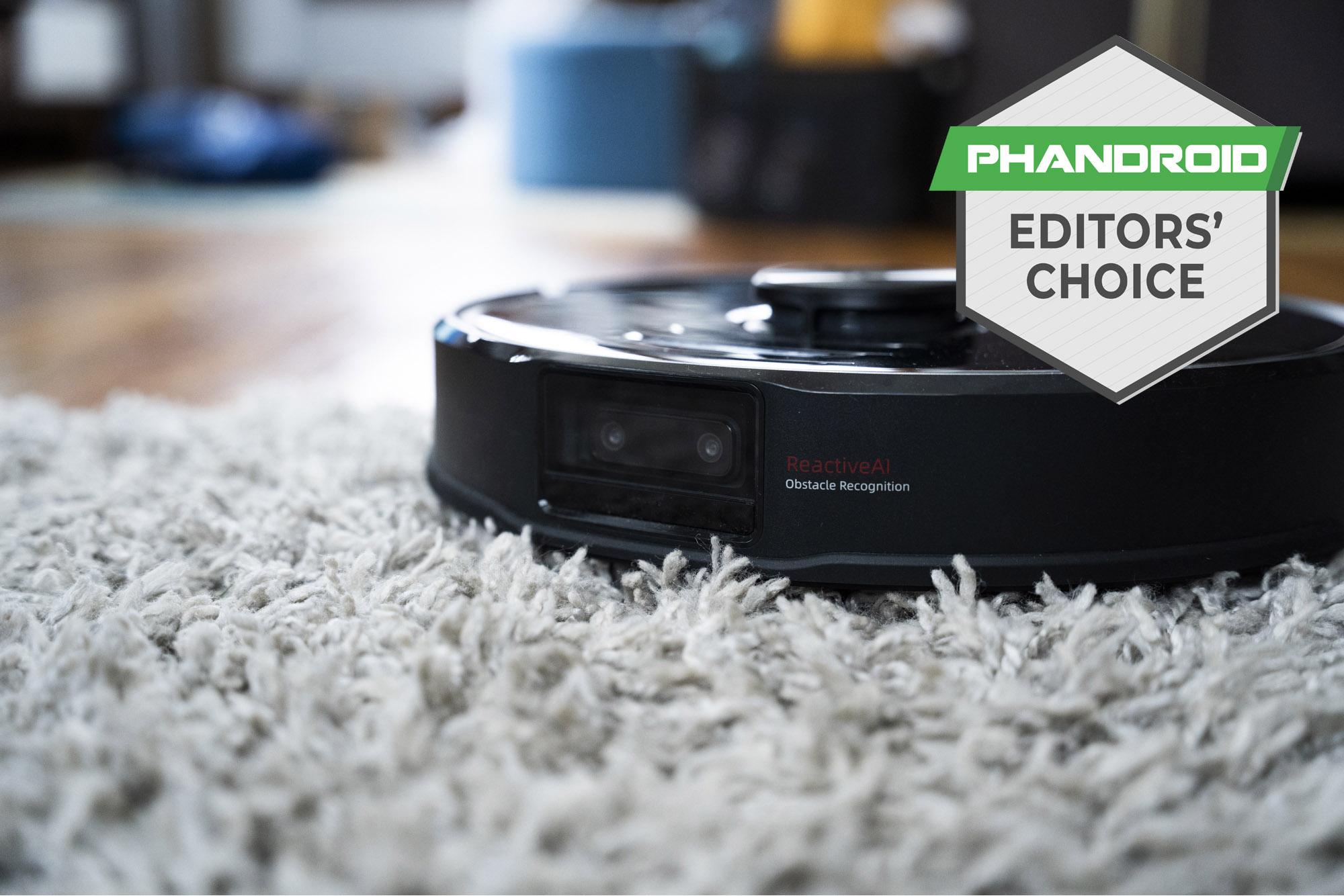 Roborock S6 MaxV Phandroid Editors Choice
